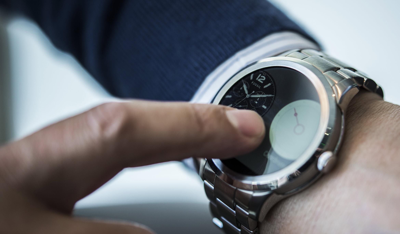 Applications Wearable Watch Hero Image