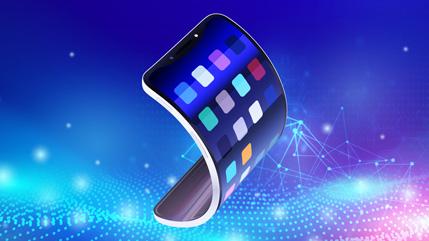 Flexible OLED Image