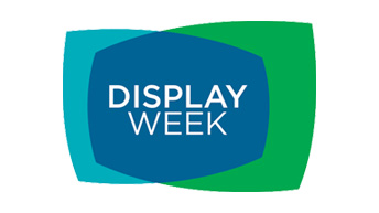 Display Week logo