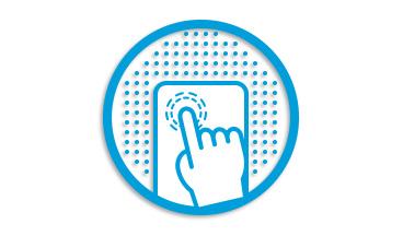Noise immunity feature icon