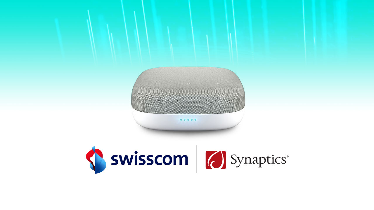 Swisscom IPTV Media Streaming Box